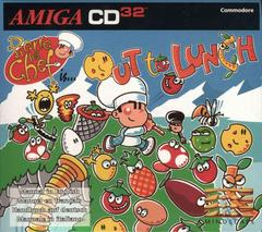 Pierre le Chef is... Out To Lunch Amiga CD32 Prices