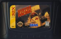 Virtua Racing Deluxe - Cartridge | Virtua Racing Deluxe Sega 32X