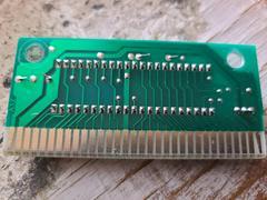 Circuit Board (Reverse) | Earthworm Jim Sega Genesis