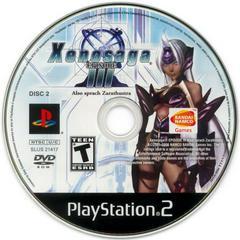 Disc 2 | Xenosaga 3 Playstation 2