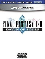 Final Fantasy I & II Dawn of Souls Player's Guide Strategy Guide Prices