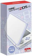New Nintendo 2DS XL Lavender & White JP Nintendo 3DS Prices