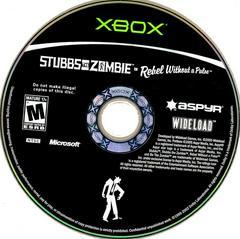 Disc | Stubbs the Zombie Xbox