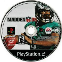 Game Disc | Madden 2006 Playstation 2