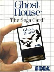 Front Cover | Ghost House Sega Master System