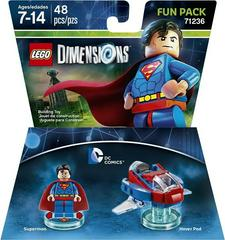 DC Comics - Superman [Fun Pack] Lego Dimensions Prices