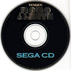 Robo Aleste - Disc | Robo Aleste Sega CD