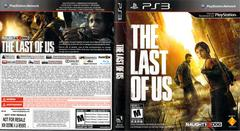 Slip Cover Scan By Canadian Brick Cafe   The Last of Us Playstation 3