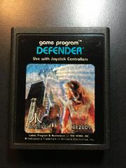 Cartridge   Defender Atari 2600