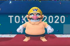 Protagonist    Wario Ware Mega Party Games Gamecube
