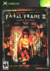 Front Cover   Fatal Frame 2 Xbox