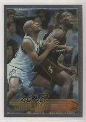 Shawn Kemp Basketball Cards 1996 Topps Chrome Prices