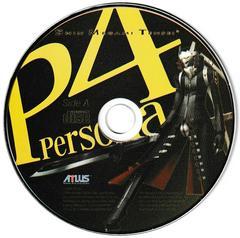 Bonus Soundtrack CD | Persona 4 Playstation 2