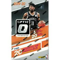Retail Box Basketball Cards 2019 Panini Donruss Optic Prices