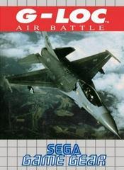 G-LOC Air Battle PAL Sega Game Gear Prices