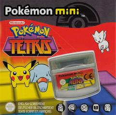 Pokemon Shock Tetris Pokemon Mini Prices