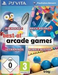 Best of Arcade Games PAL Playstation Vita Prices