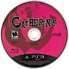 Game Disc | Catherine Playstation 3
