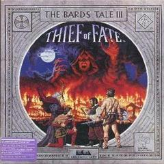 Bards Tale III Thief of Fate Commodore 64 Prices