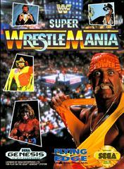 WWF Super Wrestlemania Sega Genesis Prices
