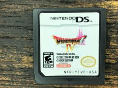 Cartridge Front | Dragon Quest IV Chapters of the Chosen Nintendo DS