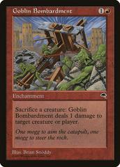 Goblin Bombardment Magic Tempest Prices