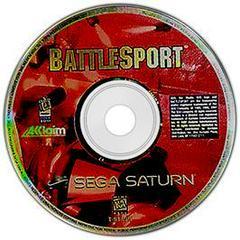Battlesport - Disc | Battlesport Sega Saturn
