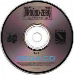 Ground Zero Texas - Disc 2 | Ground Zero Texas Sega CD