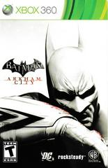 Manual - Front   Batman: Arkham City Xbox 360