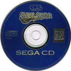 Soul Star - Disc | Soulstar Sega CD