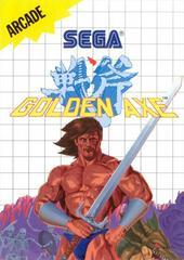 Golden Axe PAL Sega Master System Prices