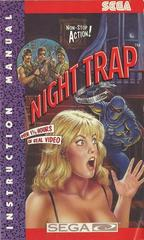 Night Trap - Manual | Night Trap Sega CD