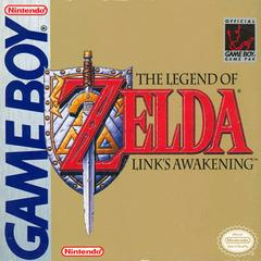 Front Cover | Zelda Link's Awakening GameBoy