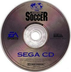 FIFA International Soccer - Disc | FIFA International Soccer Sega CD