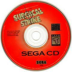 Game Disc | Surgical Strike Sega CD
