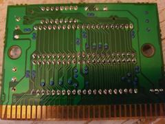 Circuit Board (Reverse) | Street Fighter II Special Champion Edition Sega Genesis