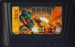 Doom - Cartridge | Doom Sega 32X