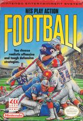 Front Cover   Play Action Football NES