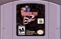 Cartridge | Resident Evil 2 Nintendo 64