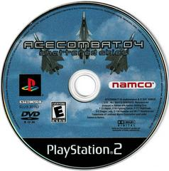 Game Disc   Ace Combat 4 Playstation 2