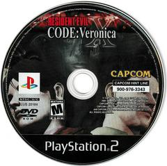 Game Disc | Resident Evil Code Veronica X Playstation 2