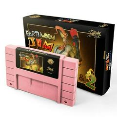 Earthworm Jim 1+2 [25th Anniversary Edition] Super Nintendo Prices