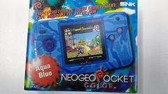 Box Art | NeoGeo Pocket Color System Neo Geo Pocket Color