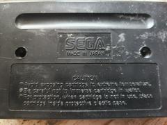 Cartridge (Reverse) | Sonic the Hedgehog Sega Genesis