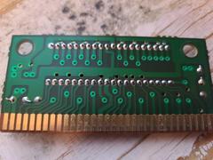 Circuit Board (Reverse) | Sonic the Hedgehog [Not for Resale] Sega Genesis