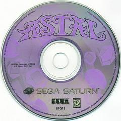 Astal - Disc | Astal Sega Saturn