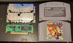 Cart And Board Front | Mario Party Nintendo 64