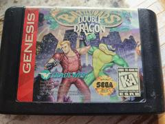 Cartridge (Front) | Battletoads and Double Dragon The Ultimate Team Sega Genesis
