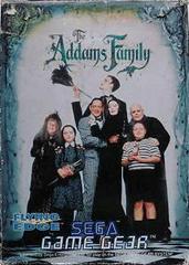 Addams Family PAL Sega Game Gear Prices