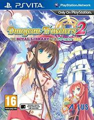 Dungeon Travelers 2: The Royal Library & the Monster Seal PAL Playstation Vita Prices